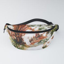 Snowy winter Fanny Pack