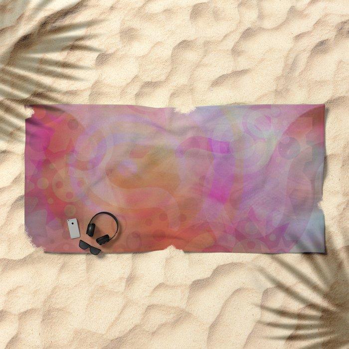 Stuff Beach Towel