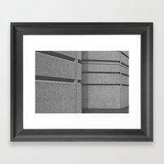 Fold Framed Art Print
