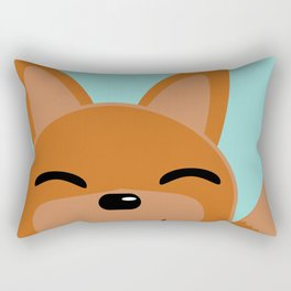 Fox Dreamer Rectangular Pillow