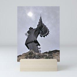 Keeper of the Plains Mini Art Print