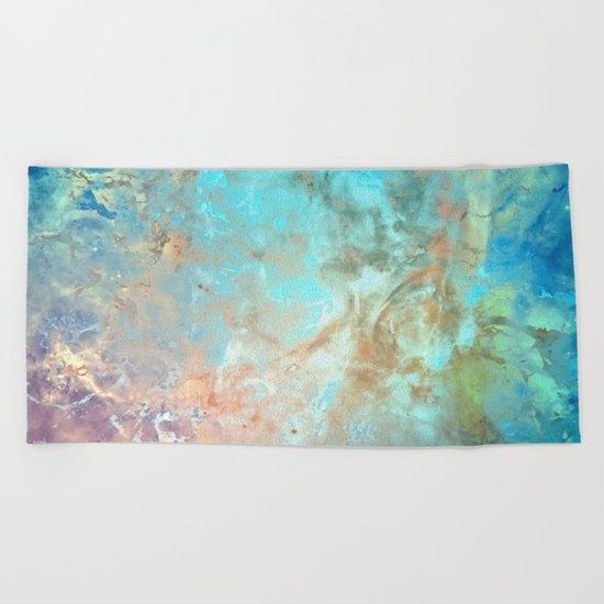 ω Ruchba Beach Towel