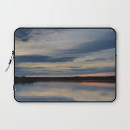 Sunset at Renforth Wharf Laptop Sleeve