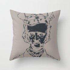It's the POElice! Throw Pillow
