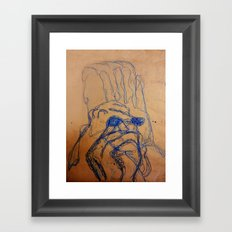 HANDMADE Framed Art Print