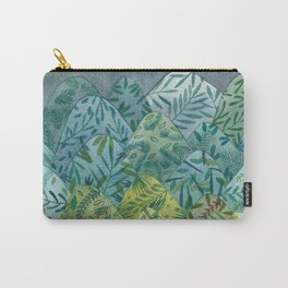 Tapestry Mountains Carry-All Pouch