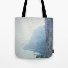 Letters From Capri - Italy Tote Bag