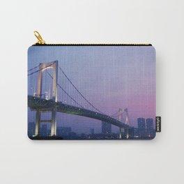 Tokyo Rainbow Bridge Carry-All Pouch