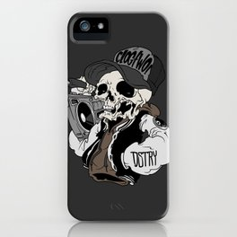 The Boombox iPhone Case