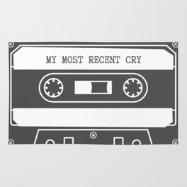 Mixtape of My Most Recent Cry Rug