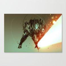slashdown forge Canvas Print