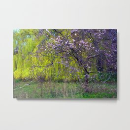 influence: monet Metal Print