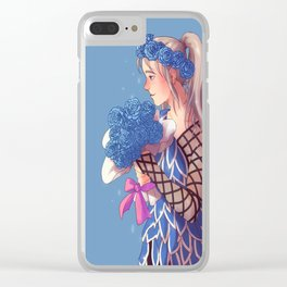 victor Clear iPhone Case