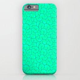 Mint Guts iPhone Case