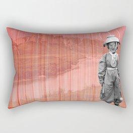 Aspiring Kidwelly Astronaut Rectangular Pillow