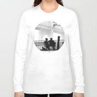 manhattan Long Sleeve T-shirts featuring MANHATTAN by VAGABOND