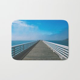 Boardwalking Bath Mat