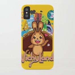 VichyLand iPhone Case