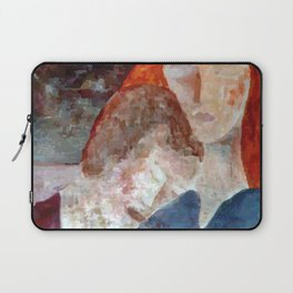 Resting (Repouso) Laptop Sleeve