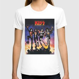 KISS ON DESTROYER 2021 T-shirt