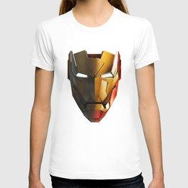 Iron Man new helmet T-shirt