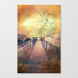 Of Mist and Stars Canvas Print