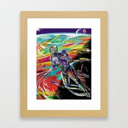 Freefall Framed Art Print