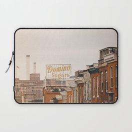 Domino Sugar - Baltimore Laptop Sleeve