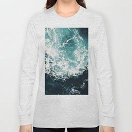 Sea waves II Long Sleeve T-shirt