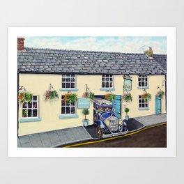 The Borderers - Brecon & Zapp Family Art Print