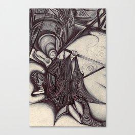 s w o r d  Canvas Print
