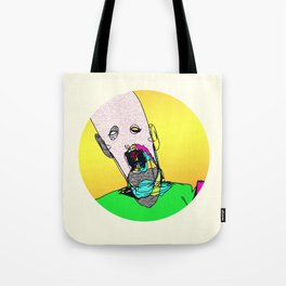 You Were There Tote Bag