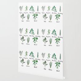 Herbs Wallpaper