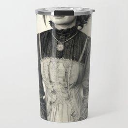American Gothic Lolita Travel Mug