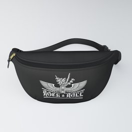 Rock and Roll Fanny Pack
