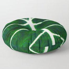 Emerald Elephant Floor Pillow