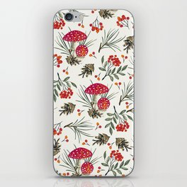 Colorful Forest 1B iPhone Skin
