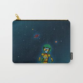 Giant Cats from Outer Space! Carry-All Pouch