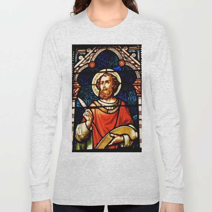Saintly Glass Long Sleeve T-shirt