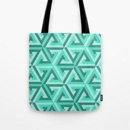 Geometrix LV Tote Bag