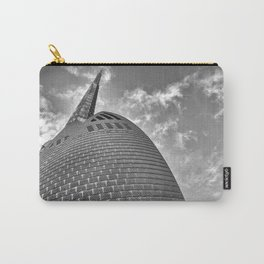 Swan Bell Tower Carry-All Pouch