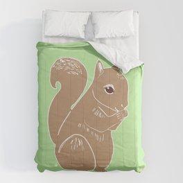 Light Brown Squirrel Comforters