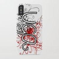 georgia iPhone & iPod Cases featuring Georgia by Tanie