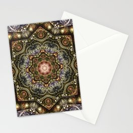 Mandalas from the Voice of Eternity 8 Stationery Cards