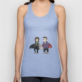 Me and You Unisex Tank Top