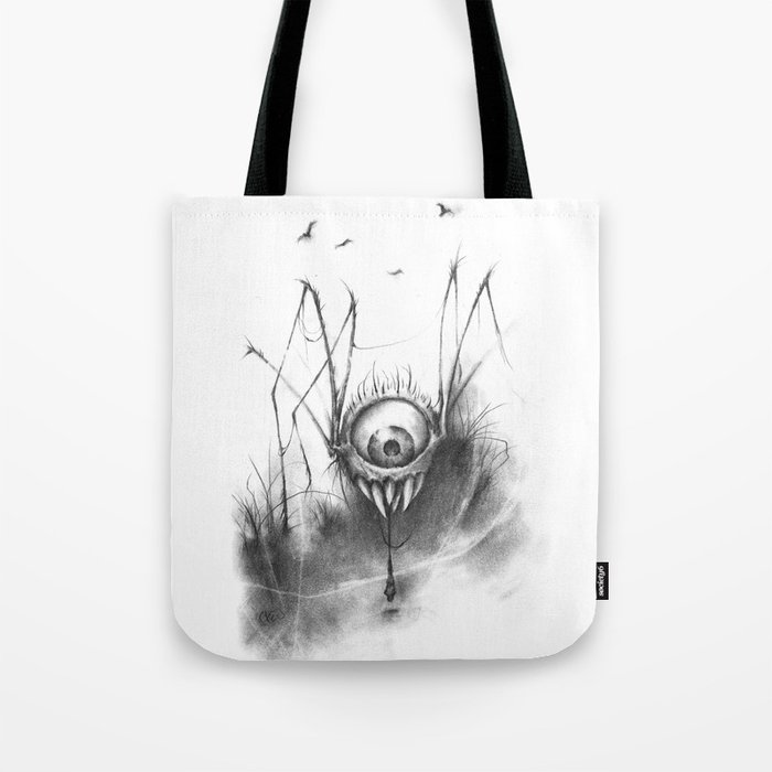 The Snack Tote Bag