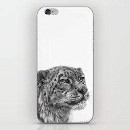 Snow Leopard G095 iPhone Skin
