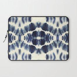 BOHEMIAN INDIGO BLUE Laptop Sleeve
