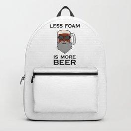 Biker beer Backpack