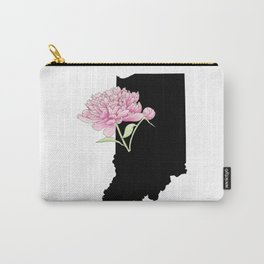 Indiana Silhouette Carry-All Pouch